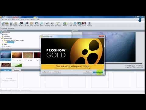 Pro Show Gold - Quick Video Tutorial Free Download