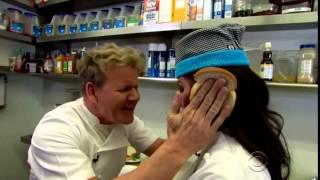 Gordon Ramsay - An Idiot Sandwich (Funny)