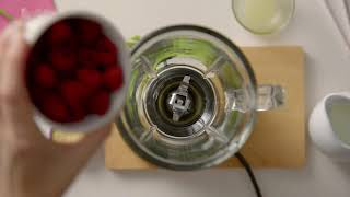 Oriflame | Refreshing Raspberry Mint Smoothie Recipe