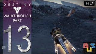 Destiny Walkthrough Part 13 - The Dark Beyond Cont. - STORY Let