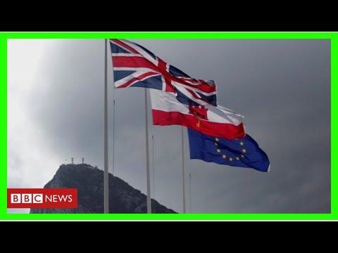 Post-Brexit 'offer' for Gibraltar