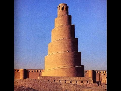 Great Mosque of Samarra largest mosque in the world