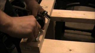 Building A Simple Boat Motor Stand