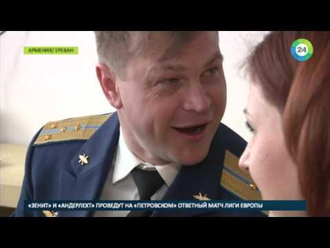 Навеки связан с небом: летчик в Армении отмечает двойной праздник