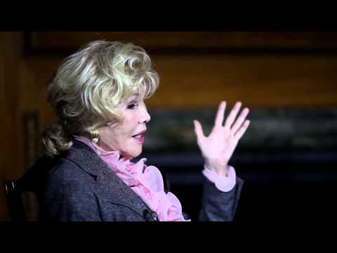 Part 1  with Joanne Herring from Charlie Wilson's War