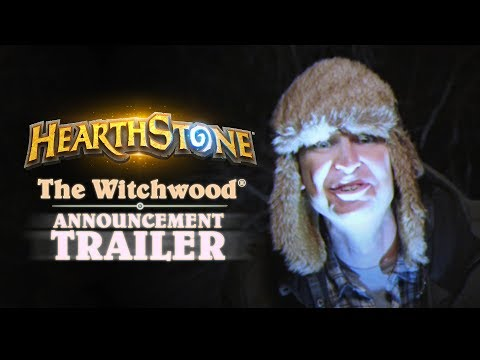 Hearthstone: Announcing The Witchwood