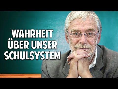 Die Wahrheit über unser Schulsystem - Prof. Dr. Gerald Hüther spricht Klartext