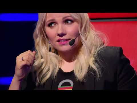 Best auditions of The Voice Norway 2017 part 1