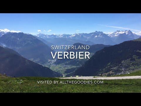Verbier, Switzerland In summer