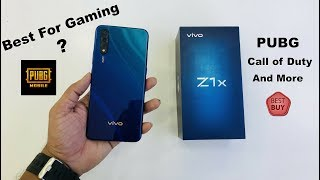 Best Gaming Phone Like PUBG and Call Of Duty Vivo Z1x 8 128 GB