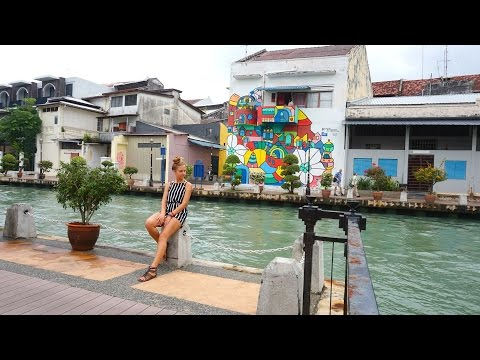 Tour around Melaka City in one day [ Malaysia 2017 ]