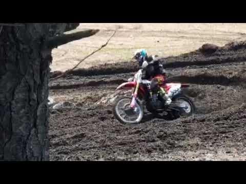Orange county fair motocross plus 25 A class 1st moto. April 29th 2018