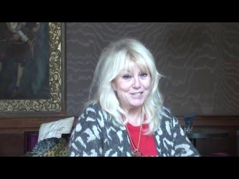 Message de notre marraine  l'Actrice Mylène DEMONGEOT