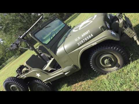 Veitnam Military Jeep