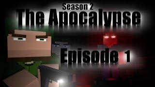 "The Apocalypse Season 2, Herobrine Returns. Zombie horror film. ""Episode 1"". (Minecraft Animation)"