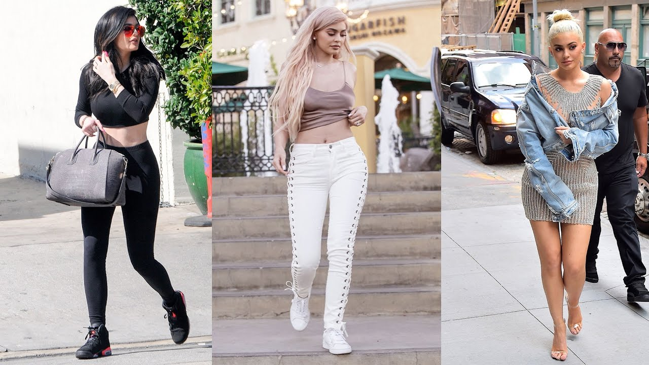 kylie jenner's styles new 2017  youtube