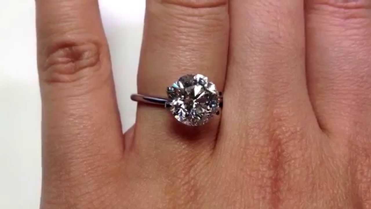 Crt Diamond Engagement Ring