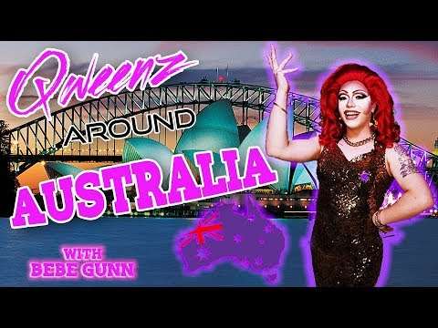 AUSTRALIA Drag With Bebe Gunn | Hey Qween