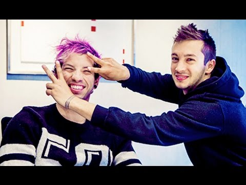 Twenty one pilots funny moments all 2016 youtube for Twenty pictures