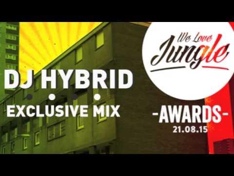 DJ Hybrid - Exclusive We Love Jungle Mix