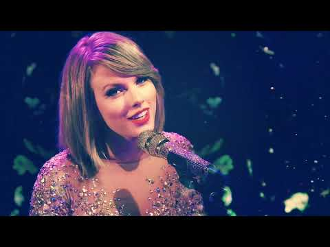 Taylor Swift Wildest Dreams Edit video The 1989 World Tour Live 2015