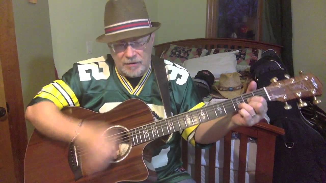 15   Highway 15 Blues   Ricky Skaggs cover with guitar chords