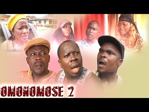 Omonomose (Part 2) - A Rib Cracking Benin Comedy Movie