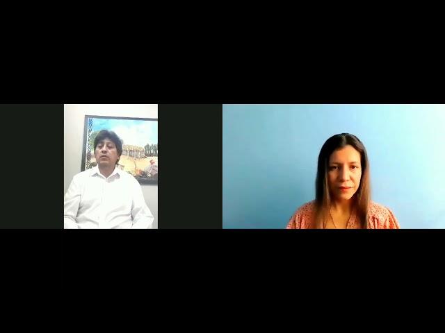 Entrevista al secretario de Bienestar Estudiantil de la Unse, Lic. Leónidas Duran.