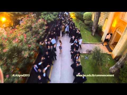 Commencement 2014 Beirut & Byblos Campus