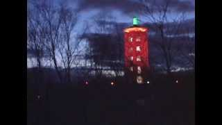 Enger Tower - Daylight to Darkness