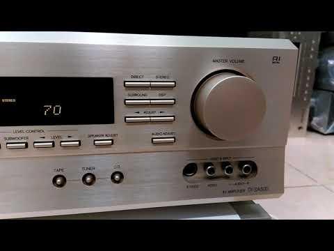 ( Đã bán ) Review Ampli Đa Onkyo TX-SA500 : Giải Mã DAC - Âm Hay !