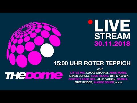 The Dome live vom Roten Teppich