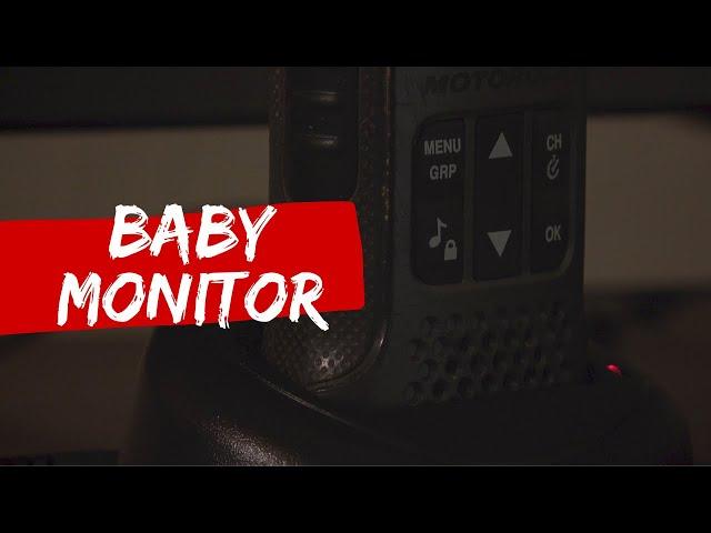 BABY MONITOR (Horror short film)