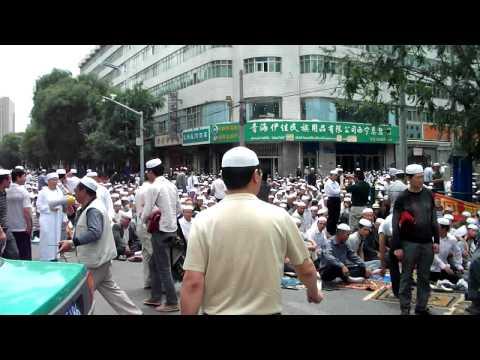 Ramadan in Xining :-)