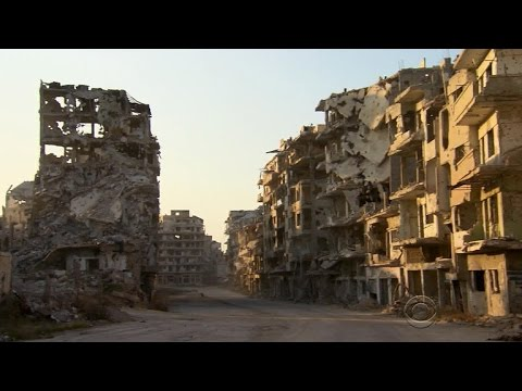 Syrian forces take back the city of Homs
