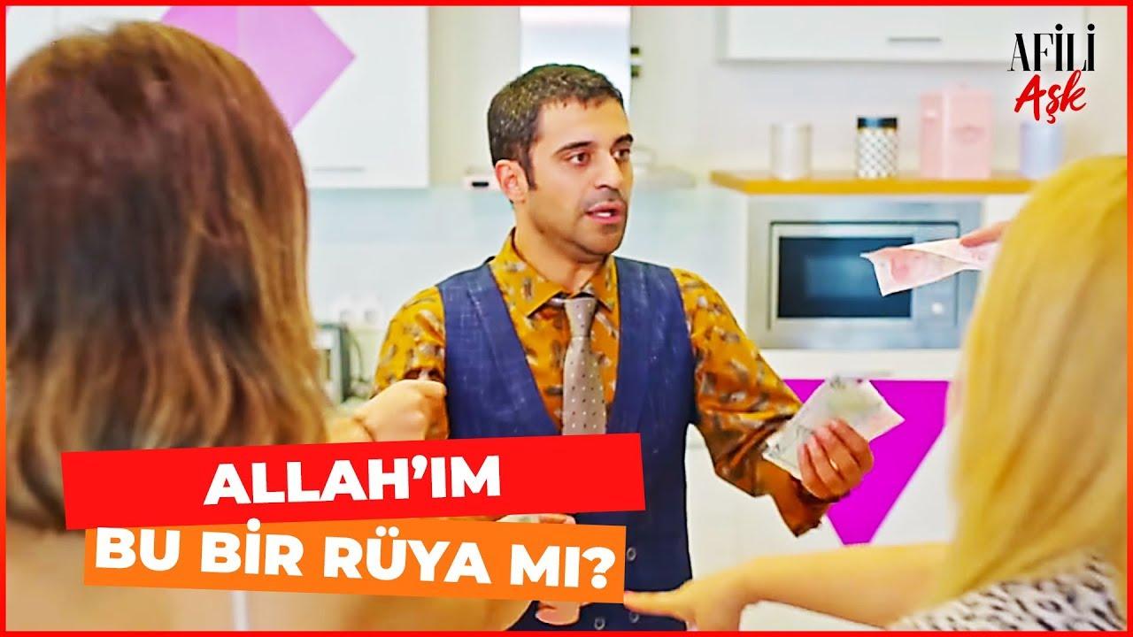 Afili Aşk 13. Bölüm Erkut ve Sabri'den Yılın Ticari Hamlesi