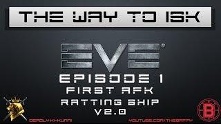 EVE Online - способы заработка . Вторжение Sansha