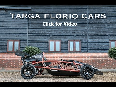 Ariel Atom 2 245 BHP Honda Engine with Black and Carbon Body Panels with Bronze Chassis Bars