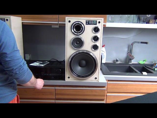 Tonsil Altus 75 po renowacji