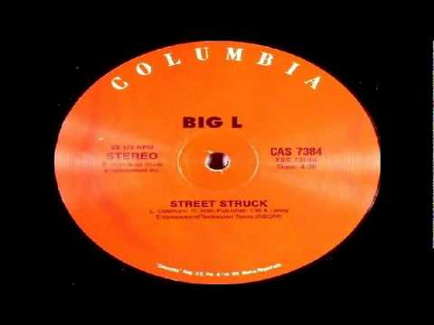 Big L  Street Struck Instrumental