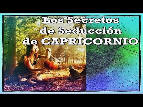 Los Secretos de Seducción de CAPRICORNIO | Horóscopo