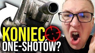 KONIEC ONE SHOTÓW? - World of Tanks