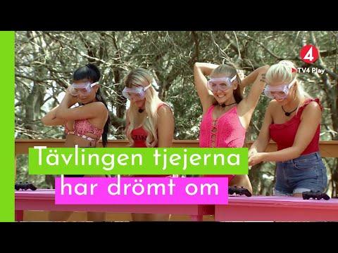 Här hämnas tjejerna i tävlingen Keep Her Happy I Love Island Sverige 2018 (TV4 Play)