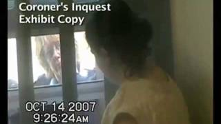 Ashley Smith prison video 2