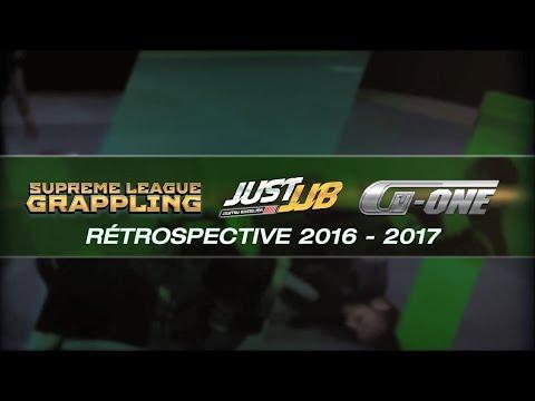 Atch Productions   Rétro 2016/2017   Grappling & JJB