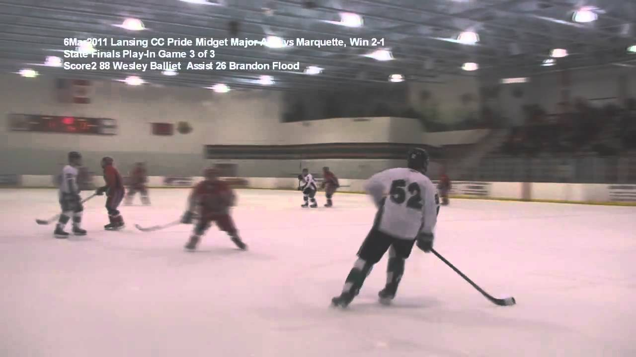 Business! Ideal marquette midget a hockey