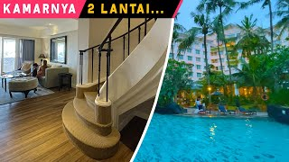 Hotel Termewah di Malioboro | The LEVEL Melia Purosani Yogyakarta | Review Hotel bagus