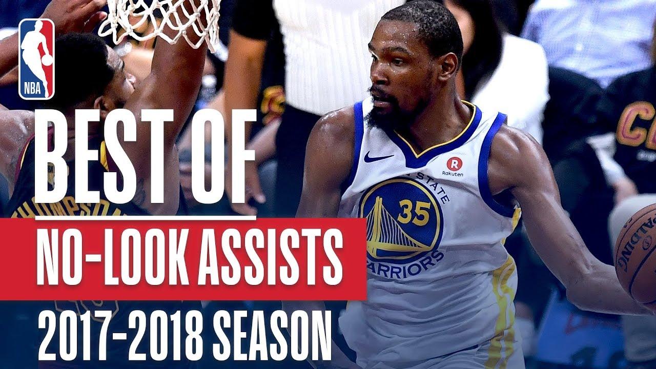 best-of-no-look-assists-2018-nba-season