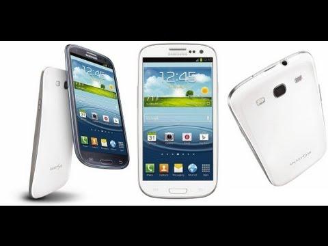 Samsung Galaxy S 3 - Desempaquetado - Primera Vista en Español