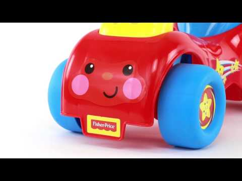 Fisher Price Little People Scoot-N-Ride